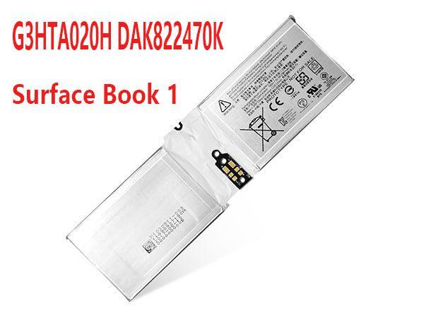 Notebook Batteria G3HTA020H