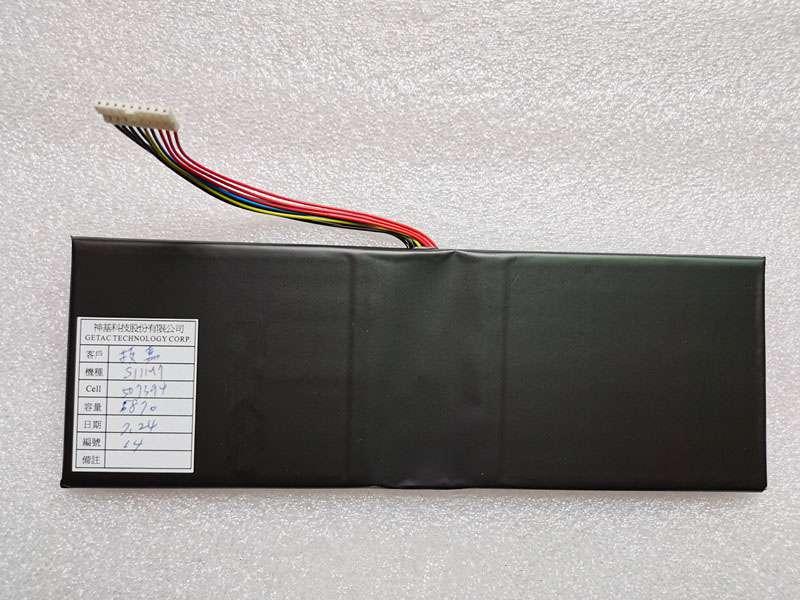 Notebook Batteria GAG-M20