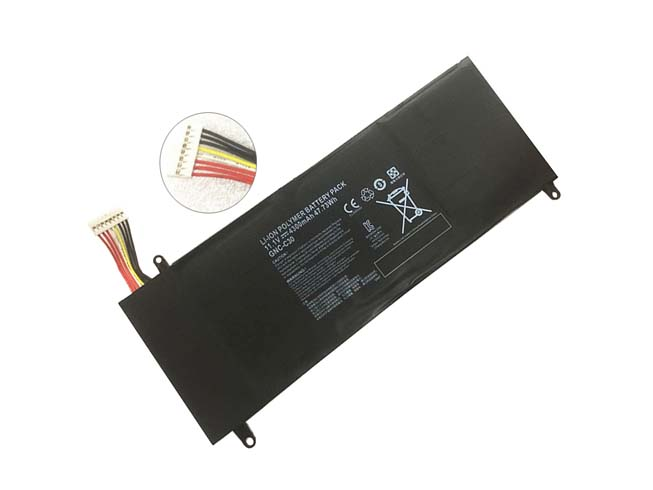 Notebook Batteria GNC-C30
