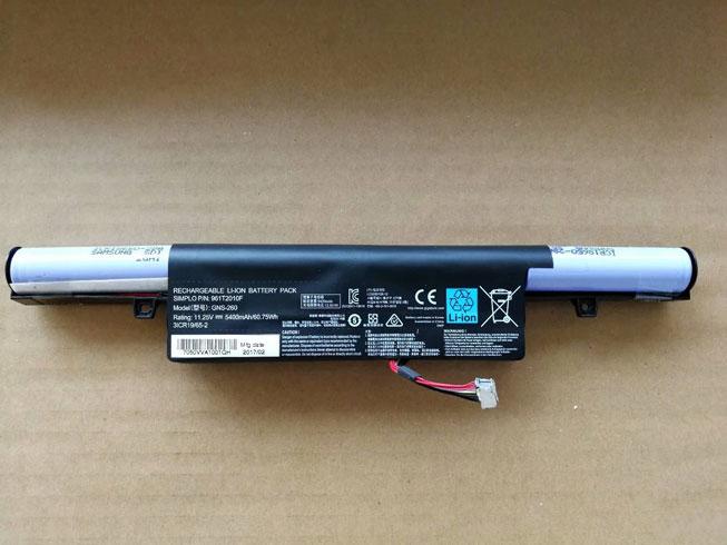 Notebook Batteria GNS-260
