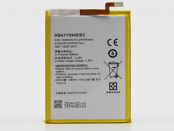 BATTERIE CELLULARI HB417094EBC