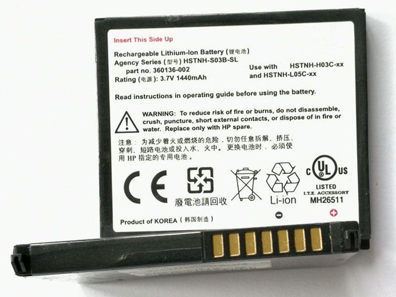 Batteria tablet HSTNH-S03B-SL