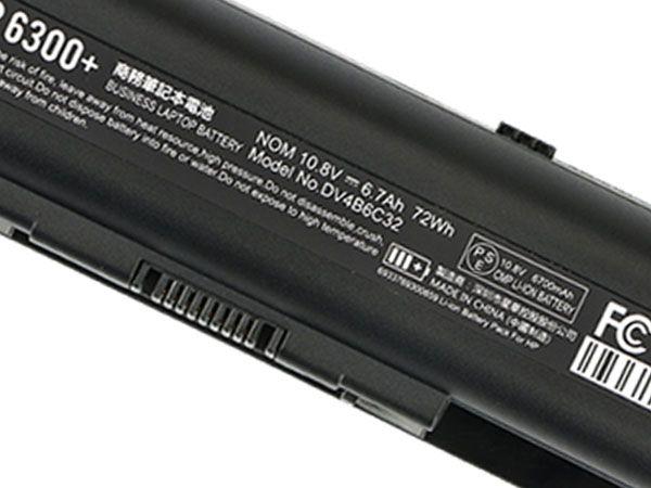 Notebook Batteria HSTNN-LB72