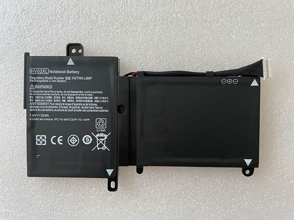 Notebook Batteria HV02XL