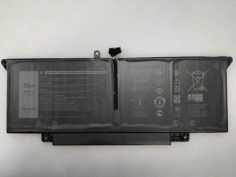 Notebook Batteria JHT2H