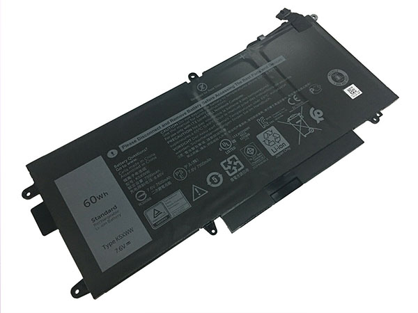 Notebook Batteria K5XWW