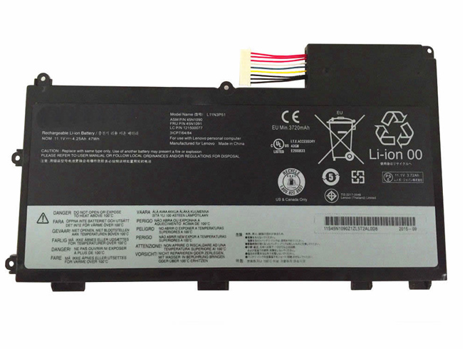 Notebook Batteria L11N3P51