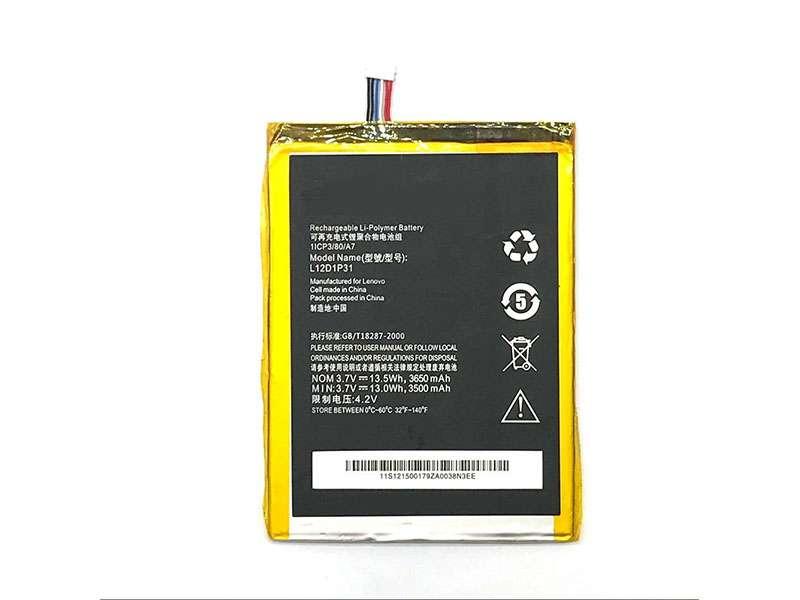 Batteria tablet L12D1P31