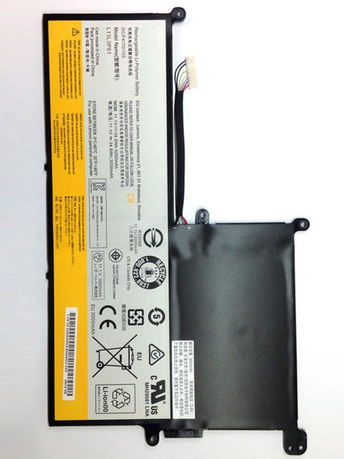 Notebook Batteria L13L3P61