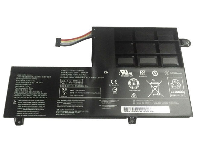 Notebook Batteria L14M2P21