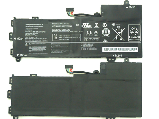 Notebook Batteria L14L2P22