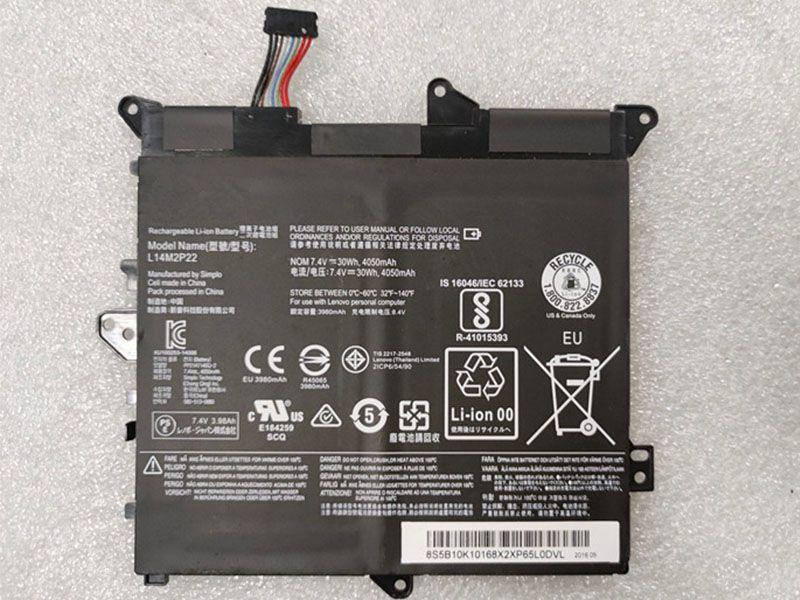 Notebook Batteria L14M2P22