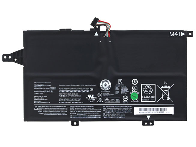 Notebook Batteria L14M3P22