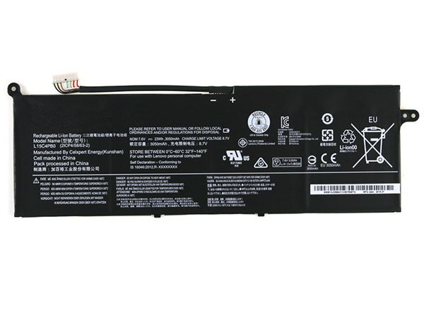 Notebook Batteria L15C4PB0