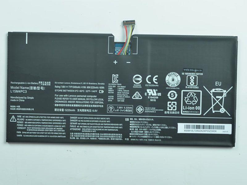Batteria tablet L15L4PC3