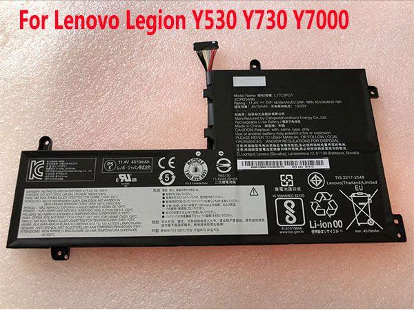 Notebook Batteria L17C3PG1
