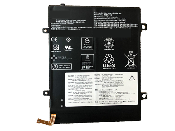 Notebook Batteria L17D2PF2