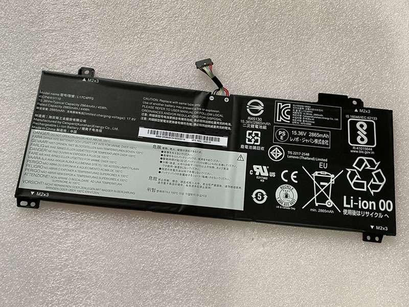 Notebook Batteria L18C4PF0