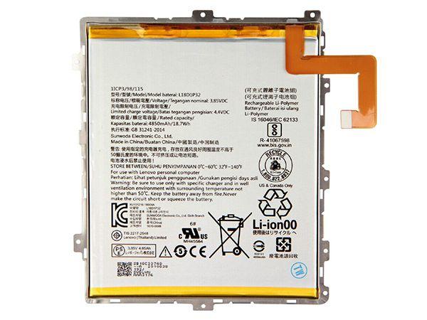 Batteria tablet L18D1P32