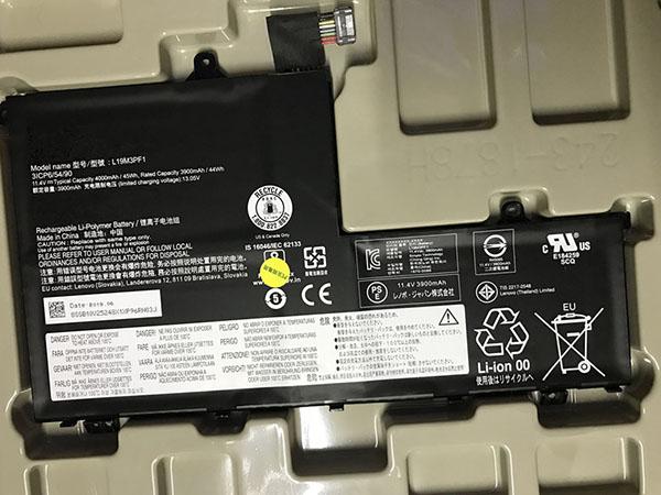 Notebook Batteria L19M3PF1