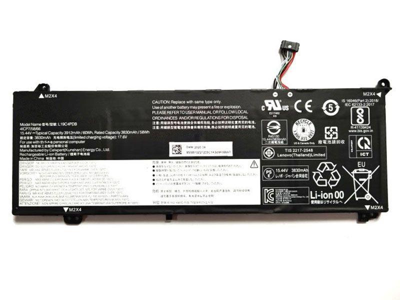 Notebook Batteria L19C4PDB