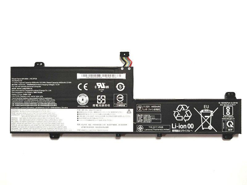 Notebook Batteria L19D3PD6