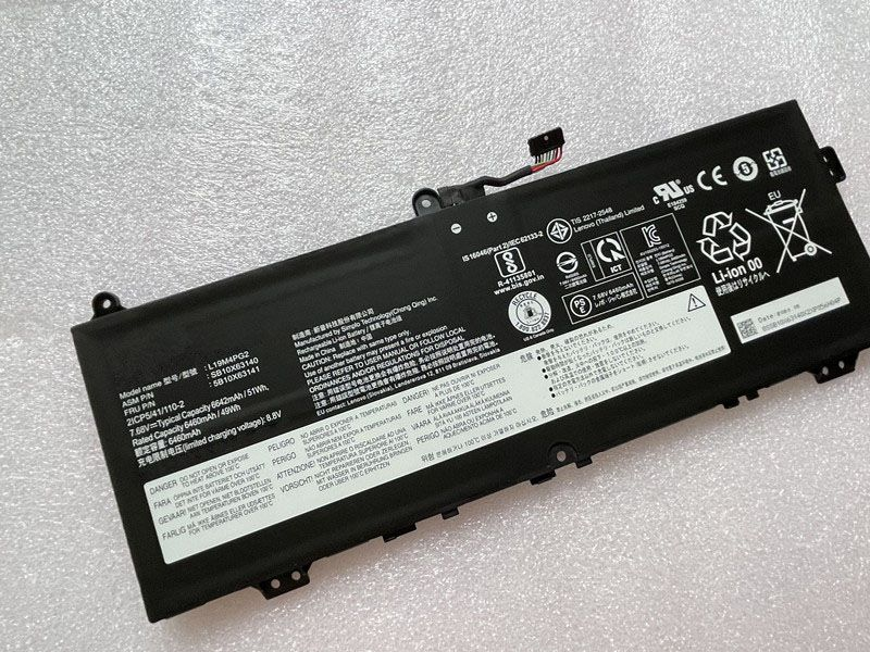 Notebook Batteria L19M4PG2