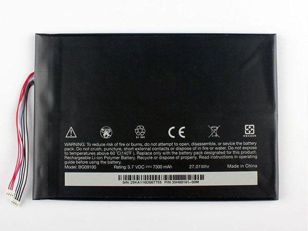 Batteria tablet BG09100