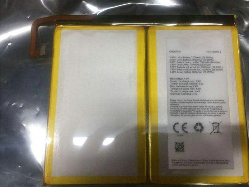 Batteria tablet LIN385700