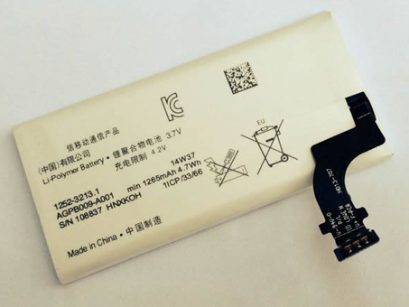 BATTERIE CELLULARI AGPB009-A001