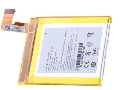 Batteria tablet MC-265360