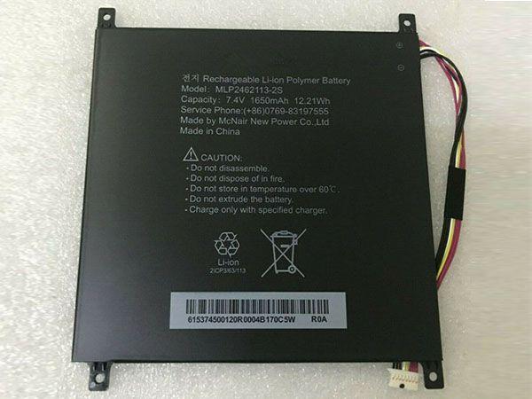 Batteria tablet MLP2462113-2S