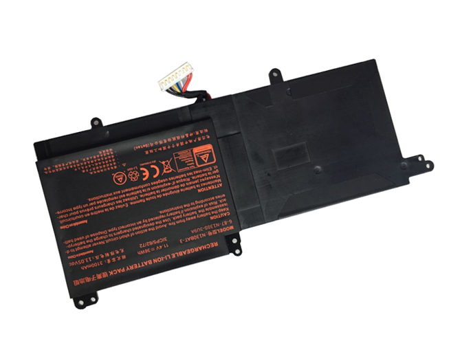 Notebook Batteria 6-87-N130S-3U9A
