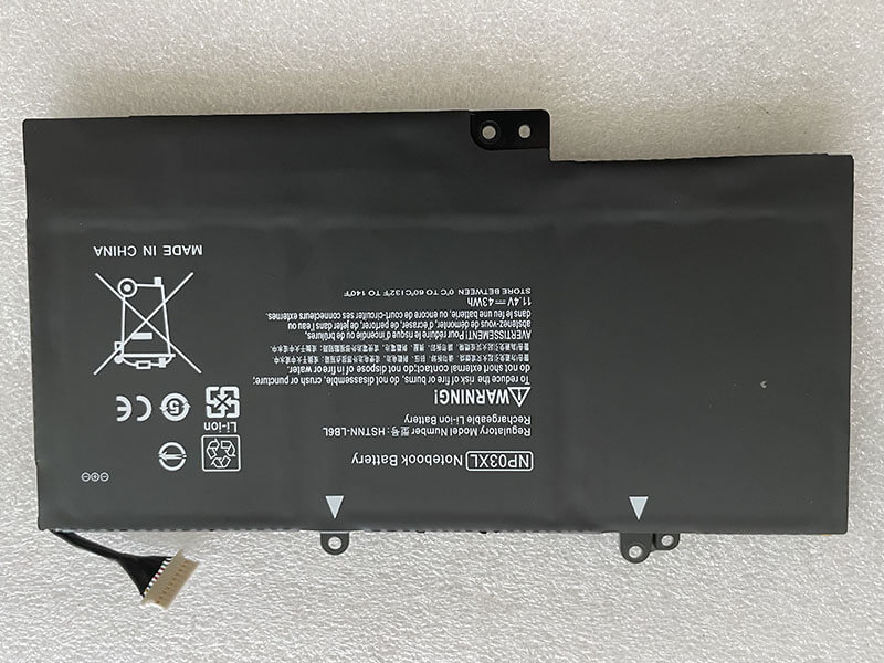 Notebook Batteria HSTNN-LB6L