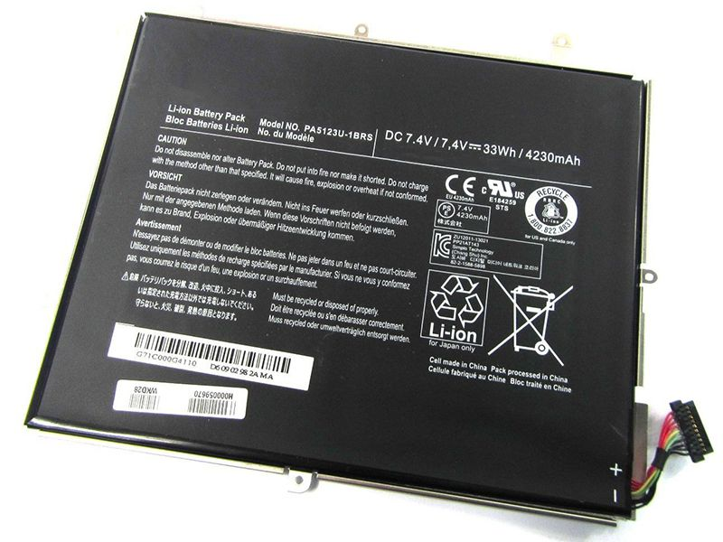 Notebook Batteria PA5123U-1BRS