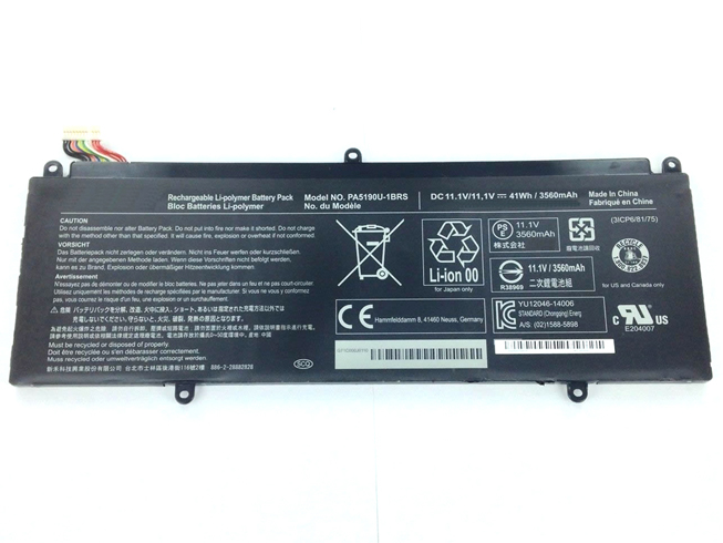 Notebook Batteria PA5190U-1BRS