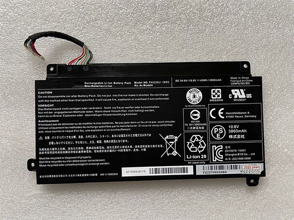 Notebook Batteria PA5208U-1BRS