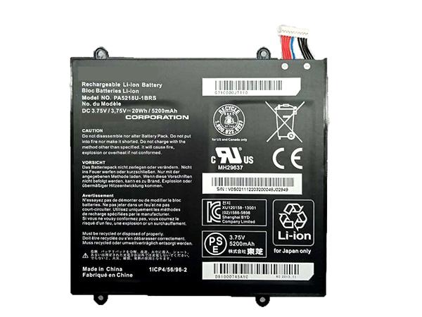 Batteria tablet PA5218U-1BRS