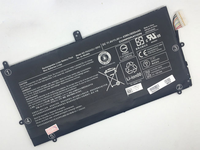Notebook Batteria PA5242U-1BRS