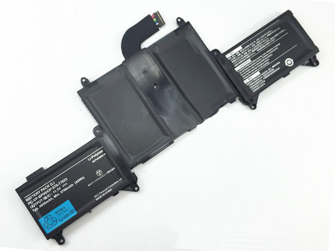 Notebook Batteria PC-VP-BP95