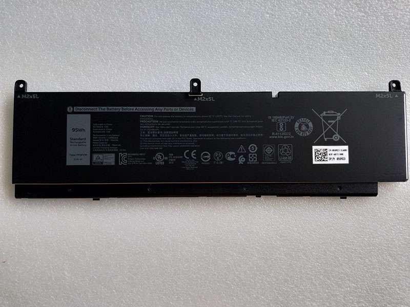 Notebook Batteria PKWVM