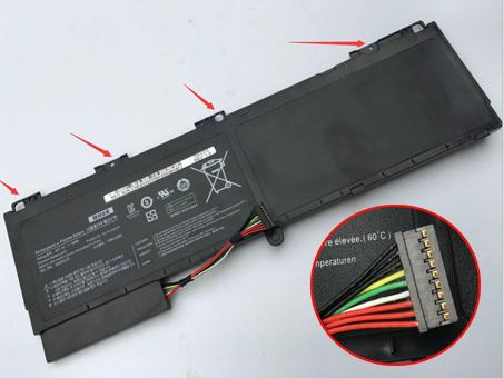Notebook Batteria AA-PLAN6AR