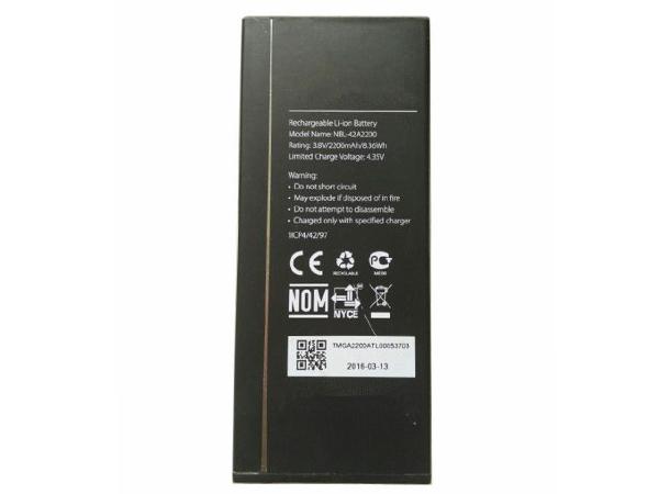 BATTERIE CELLULARI NBL-42A2200