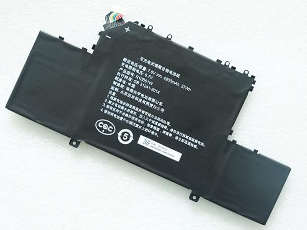 Notebook Batteria R10B01W