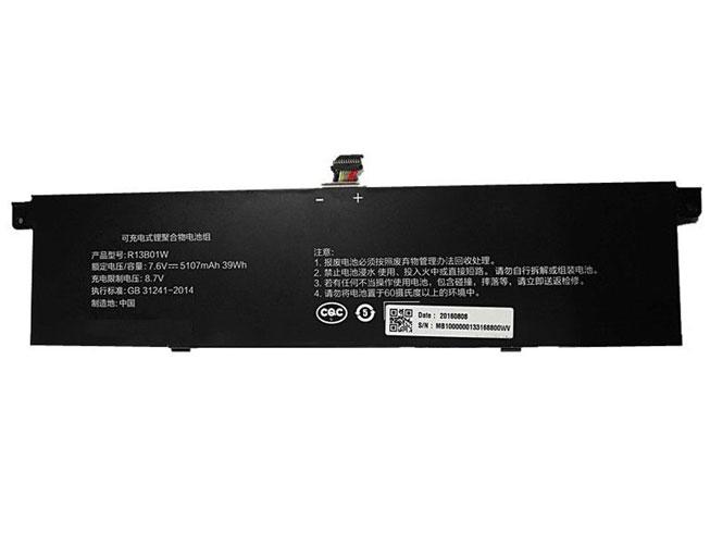 Notebook Batteria R13B01W