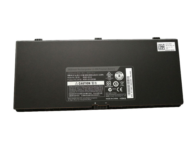 Notebook Batteria RC81-0112