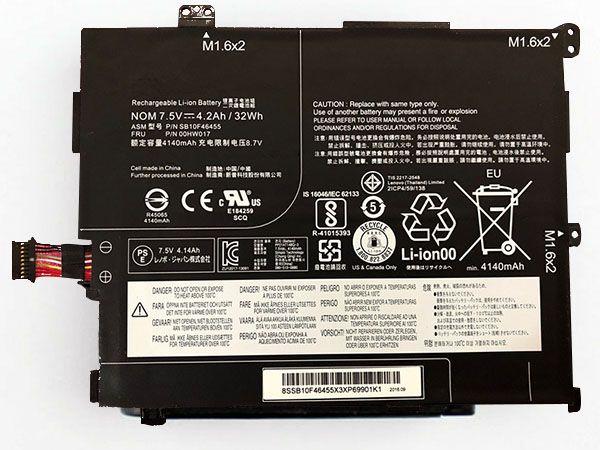 Batteria tablet SB10F46455