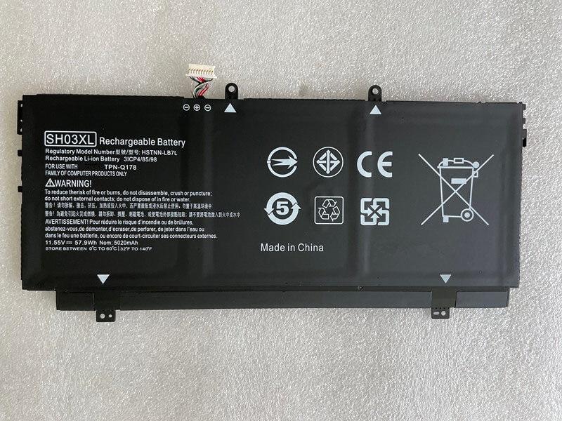 Notebook Batteria SH03XL