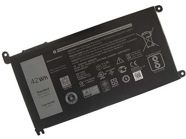 Notebook Batteria T2JX4