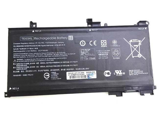 Notebook Batteria TE03XL